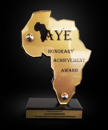 Honorary Achievement Award