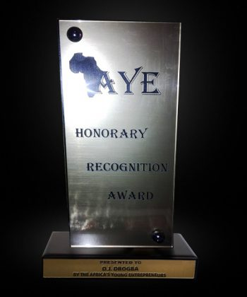 Honorary Recognition Award