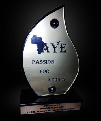 Passion for Africa Award