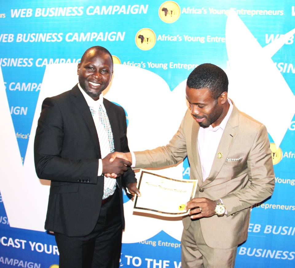 AYEEN 2015 Business Certificate Recognition (15)
