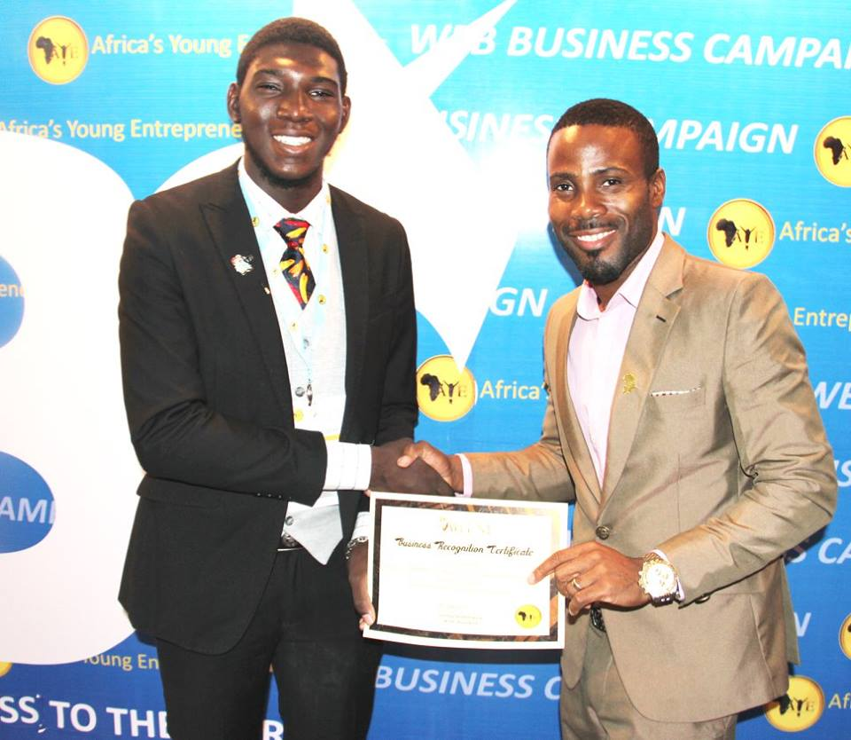 AYEEN 2015 Business Certificate Recognition (22)