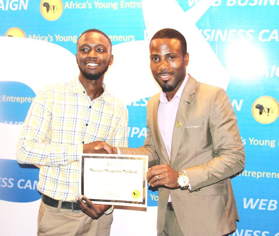 AYEEN 2015 Business Certificate Recognition (4)
