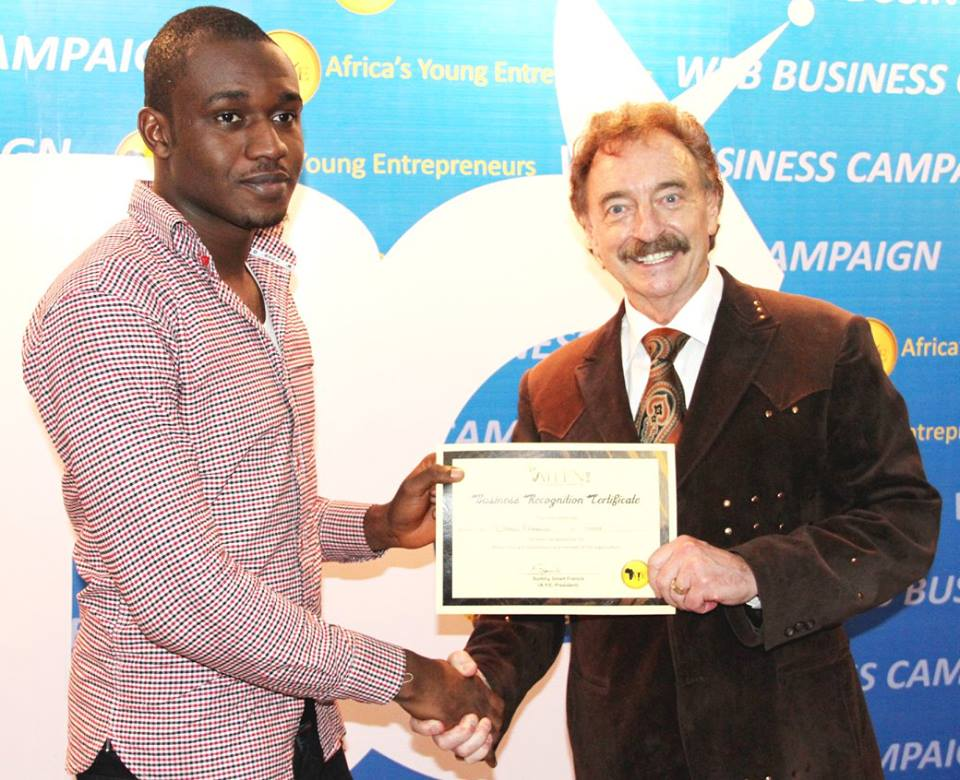 AYEEN 2015 Business Certificate Recognition (7)