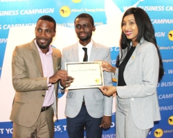 AYEEN 2015 Business Certificate Recognition (3)